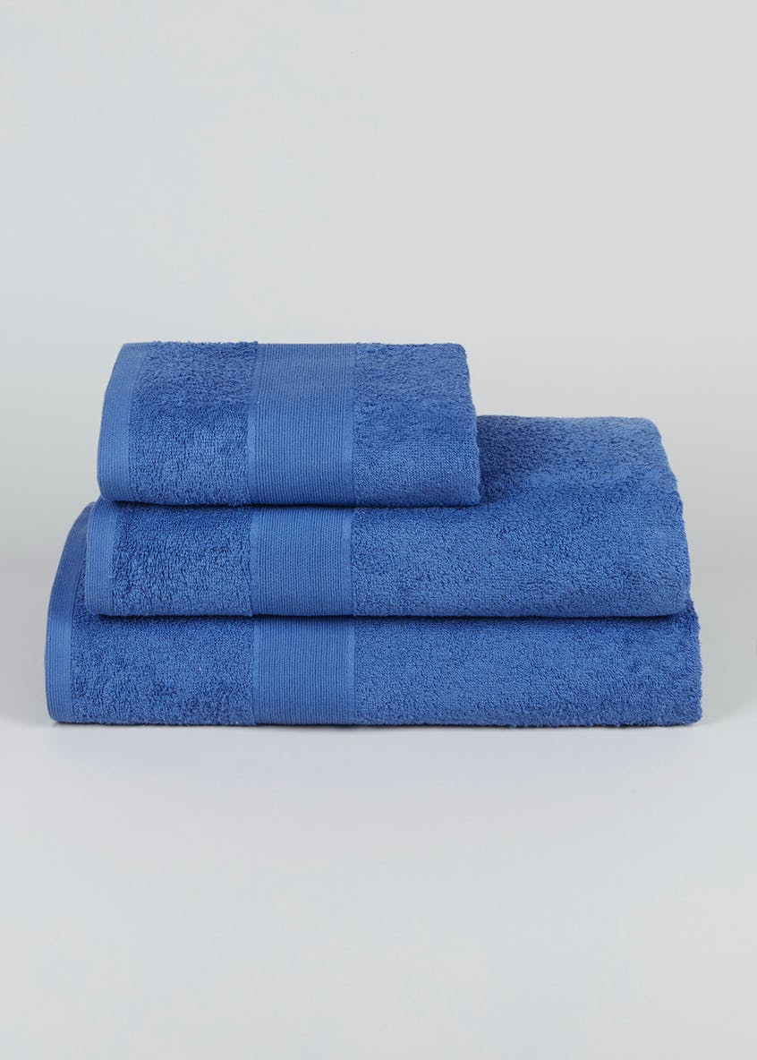 Pure 100% Cotton Towels (480gsm)