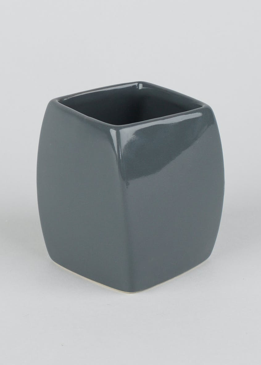 Twisted Ceramic Tumbler (9cm x 6cm)
