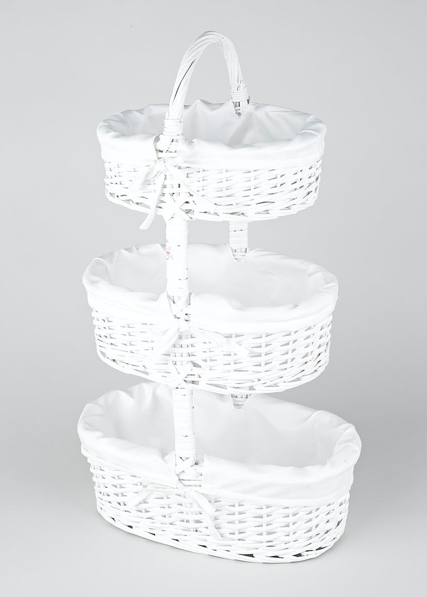 3 Tier Storage Caddy (67cm x 36cm x 15cm)