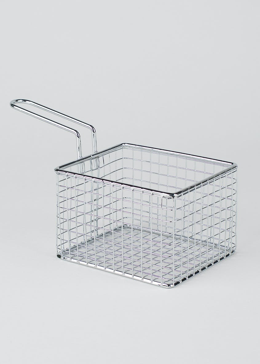 Chip Serving Basket (13cm x 11cm x 8cm)