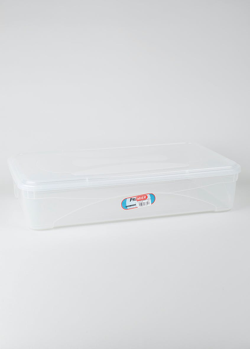 34L Vented Storage Box (73cm x 43cm x 16cm)