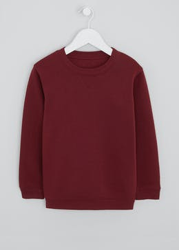 Unisex Crew Neck School Sweatshirt (4-13yrs)