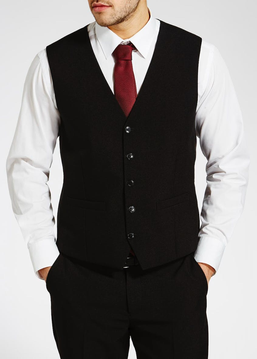 Panama Tailored Fit Suit Waistcoat