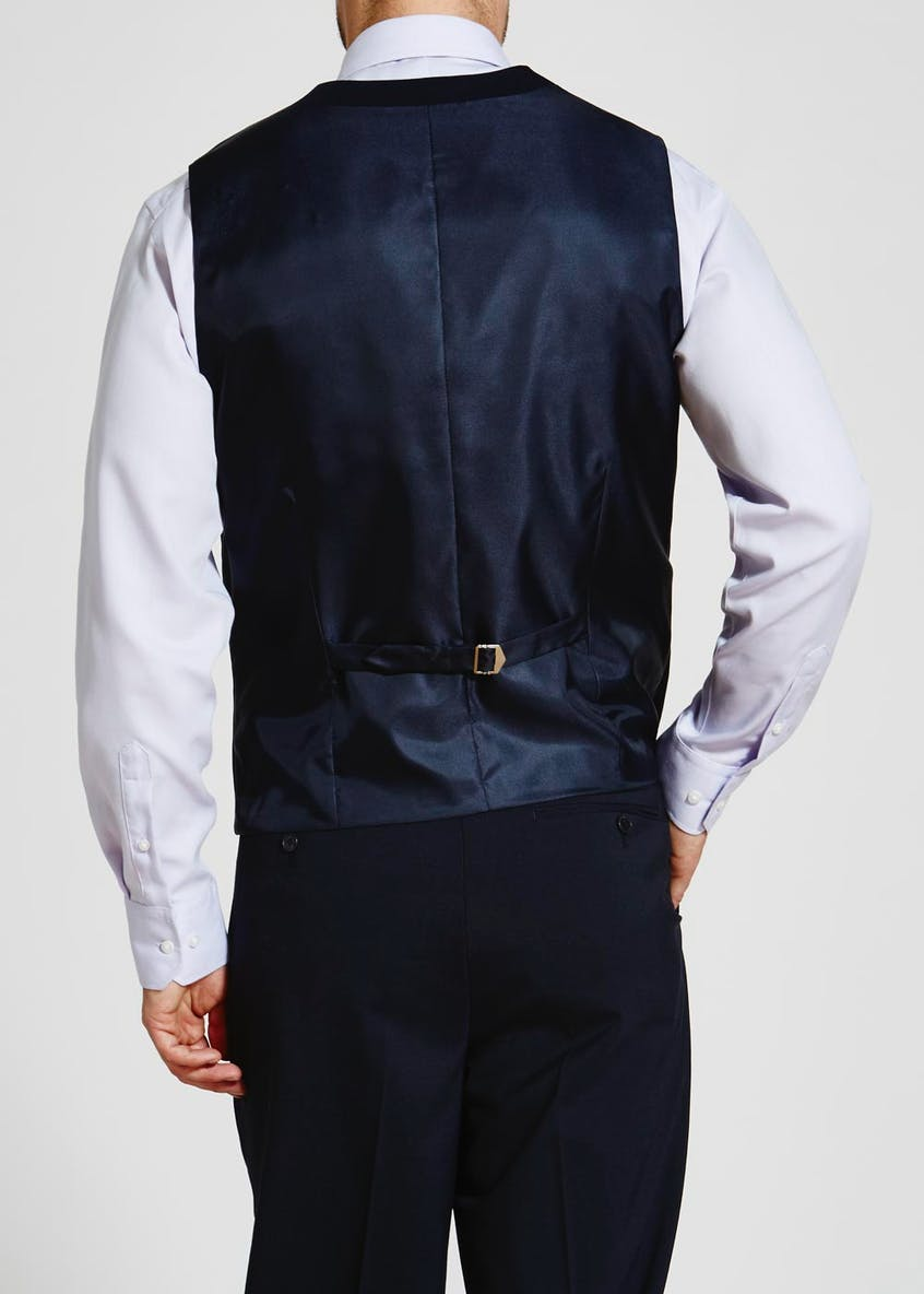 James Regular Fit Suit Waistcoat