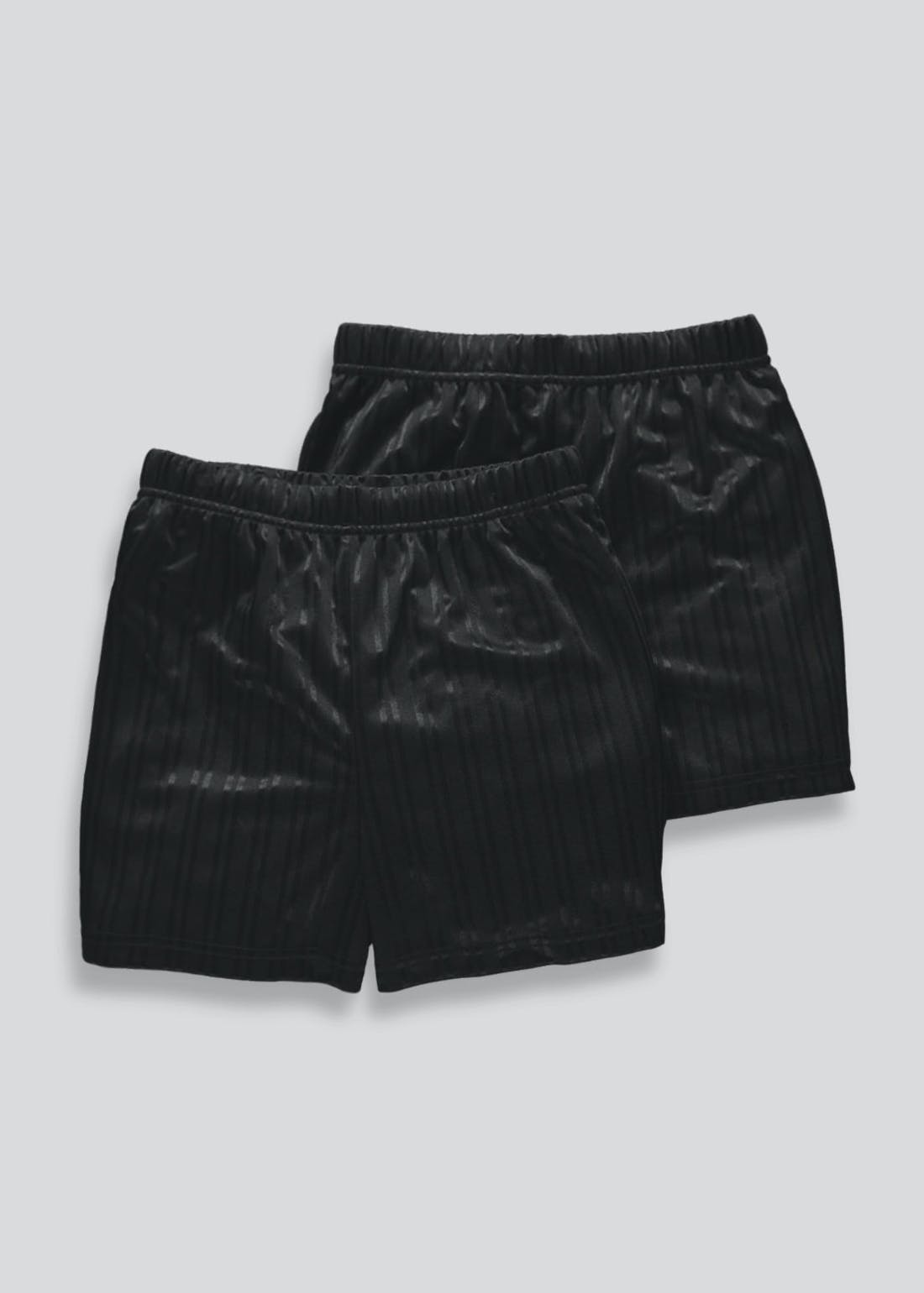 Boys 2 Pack Sport Shorts (3-13yrs)