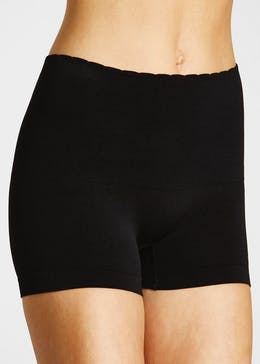 2 Pack Seam Free Firm Control Shorts