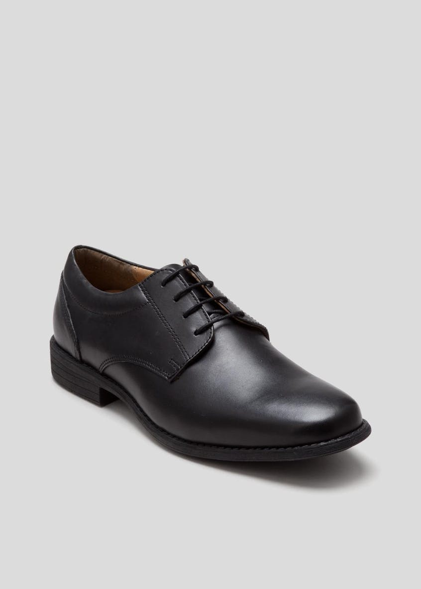 Soleflex Real Leather Lace Up Shoes