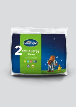 Silentnight Anti Allergy Pillow Pair