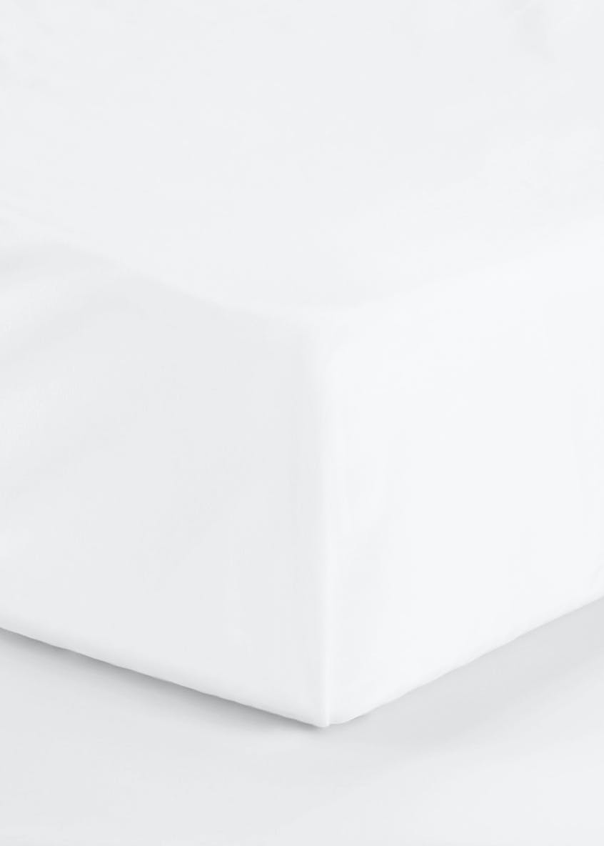 100% Cotton Percale Flat Bed Sheet (200 Thread Count)