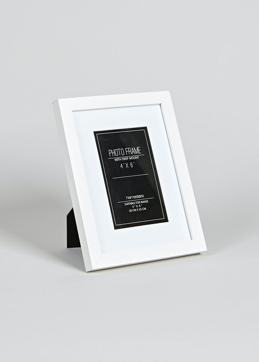 Deep Mount Photo Frame (15cm x 10cm)