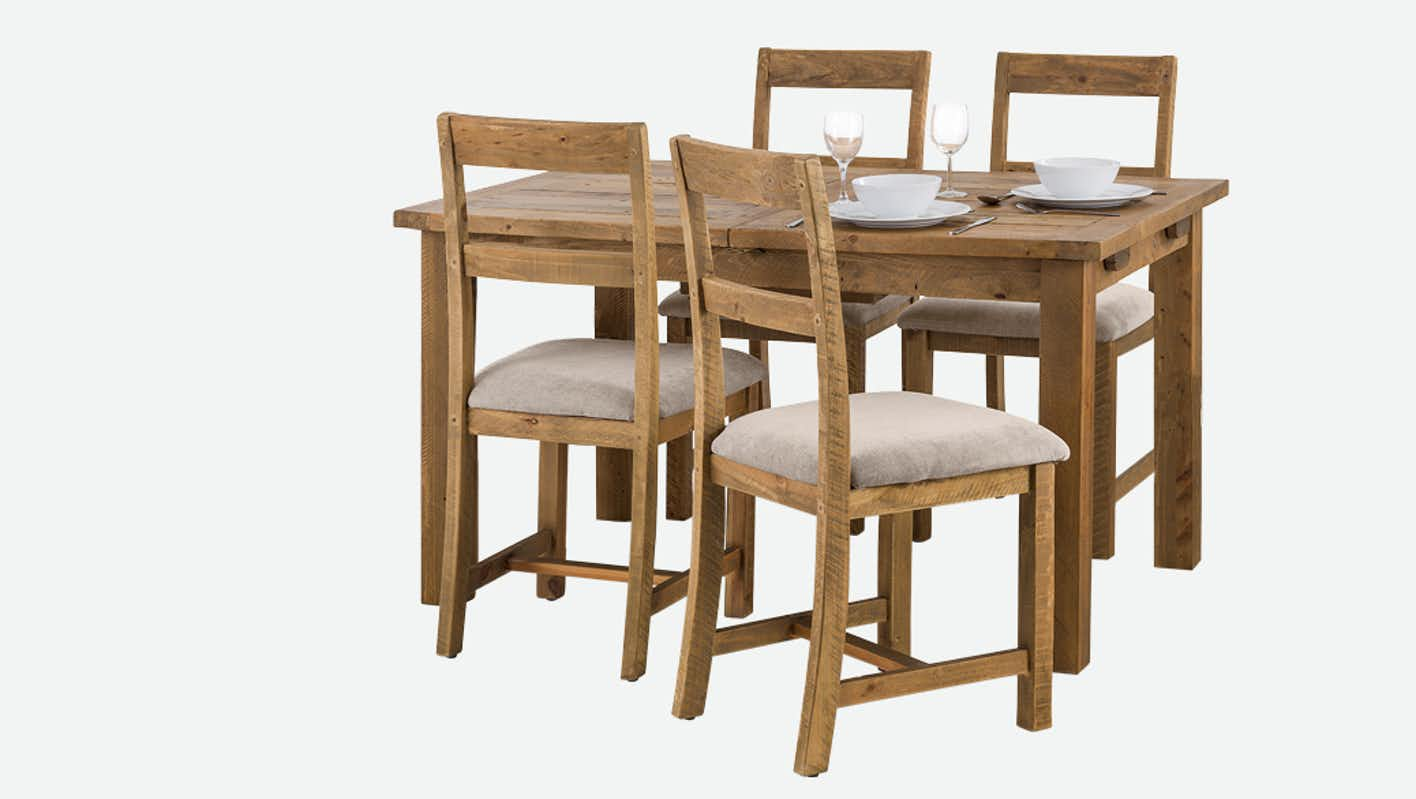 Dining room furniture dining chairs tables matalan for Q station dining room