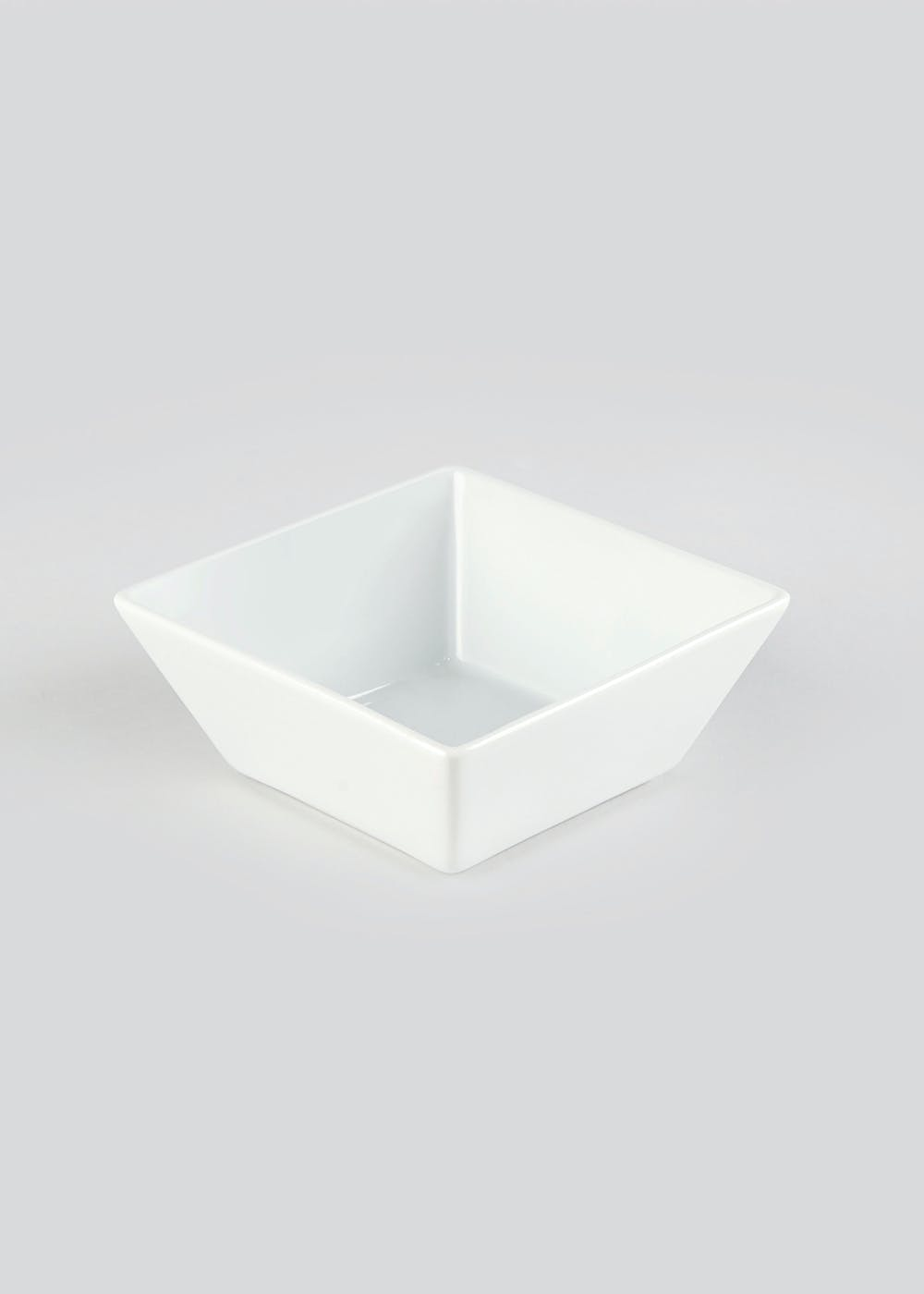 Chicago Square Cereal Bowl (15cm) by Matalan