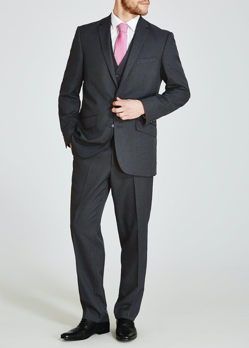 Hayes Regular Fit Suit Trousers