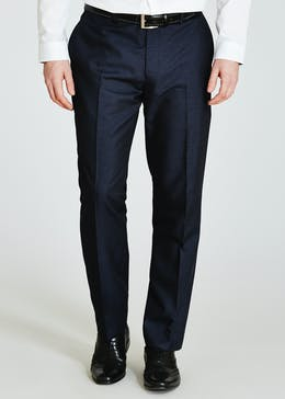Oxford Slim Fit Suit Trousers - JACKET & TROUSERS FOR £50