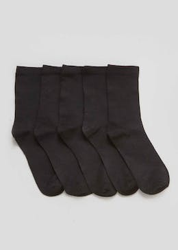 5 Pack Soft Touch Ankle Socks