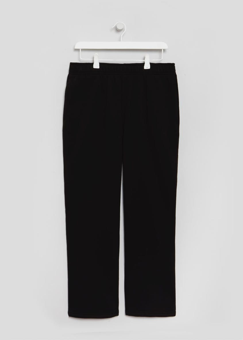 Basic Straight Fit Jogging Bottoms
