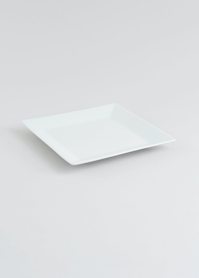 Chicago Square Side Plate (19cm x 19cm)