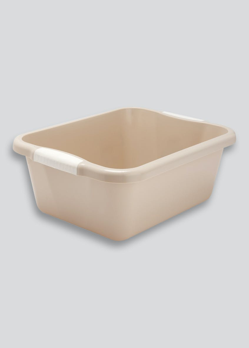 Plastic Washing Up Bowl (39cm x 30cm x 16cm)