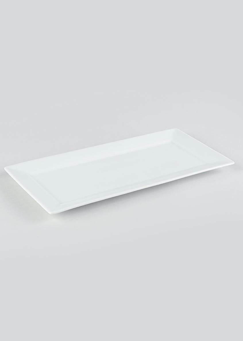 Chicago Square Platter (36cm x 18cm)