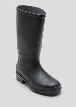 Kids PVC Wellies (Younger Kids 10 - Older Kids 6)