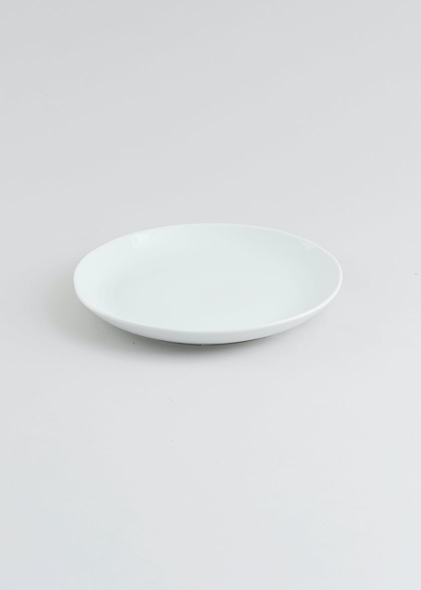Chicago Coupe Side Plate (19cm)