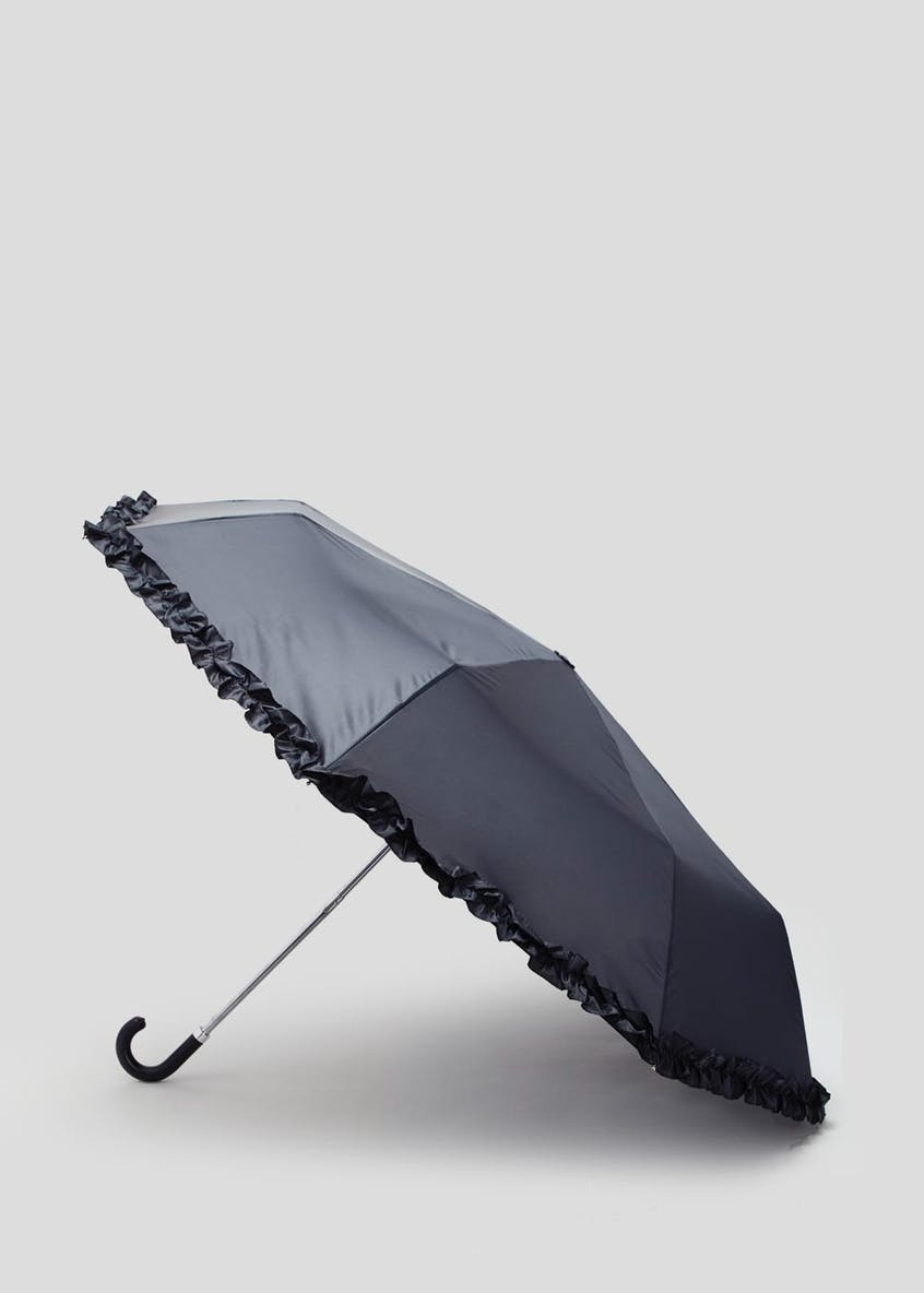 Ruffle Design Umbrella