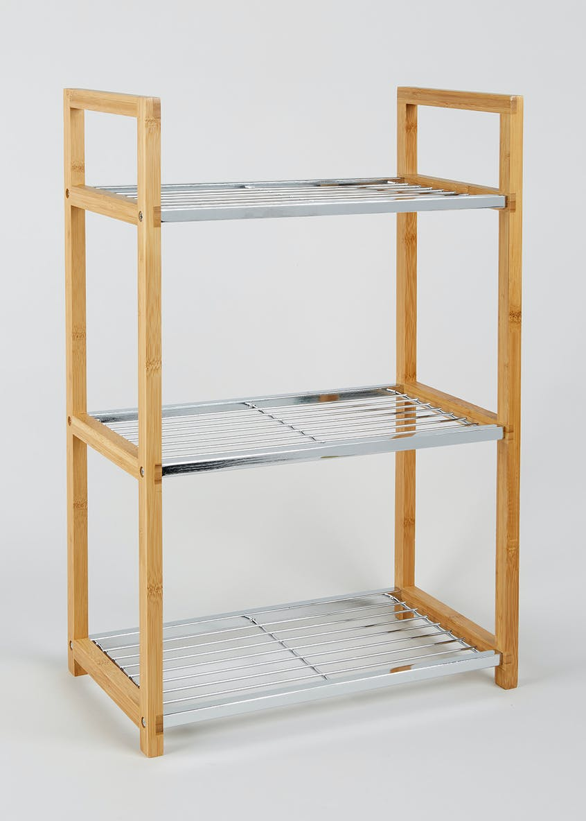 3 Tier Shelf (62cm x 29cm x 22cm)