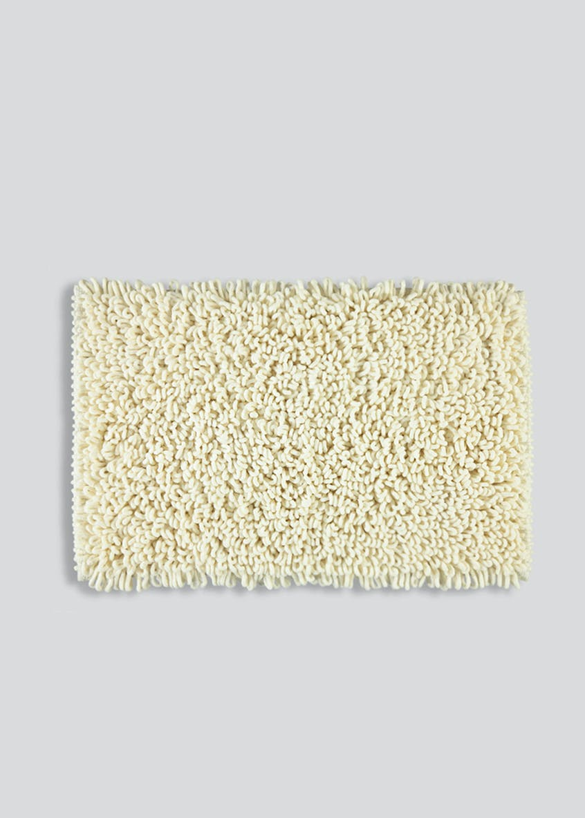 Ultra Absorbent Micro Loop Bath Mat (80cm x 50cm)