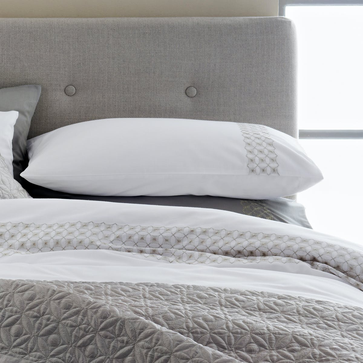 When Buying Your Bed Linen, All You Need To Remember Is That The Higher The  Number, The Smoother, Softer And More Luxurious The Fabric Will Feel.