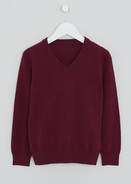Boys School Jumper (3-13yrs)
