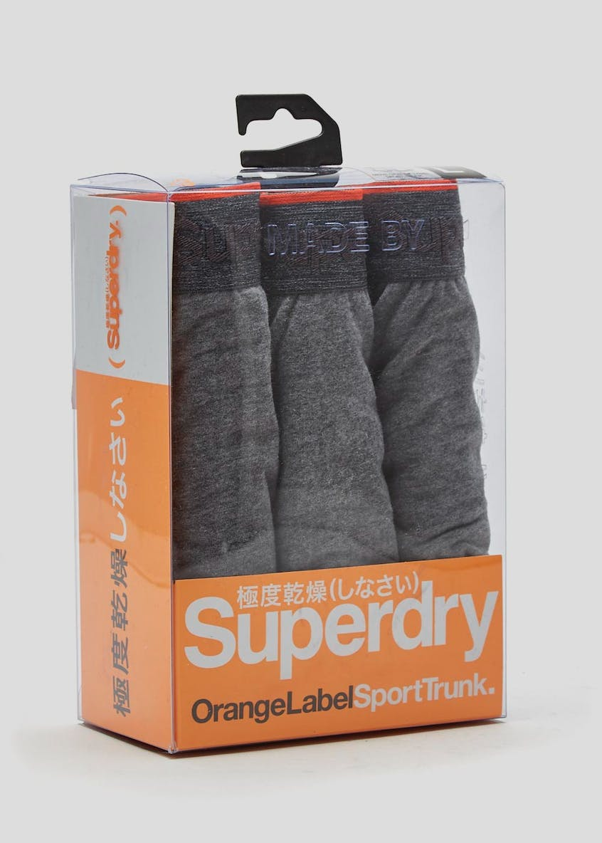 Superdry 3 Pack Boxers