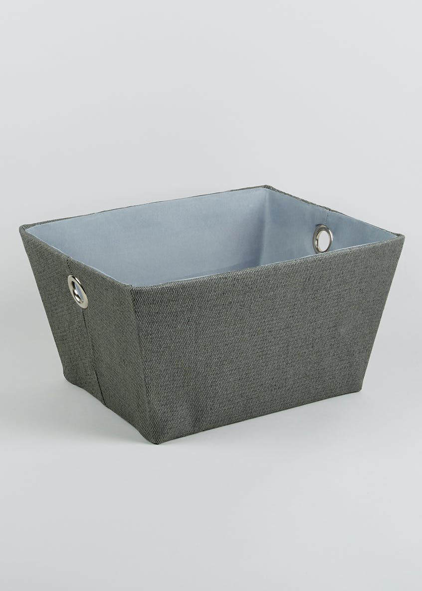 Fabric Storage Tray (43cm x 26cm x 24cm)
