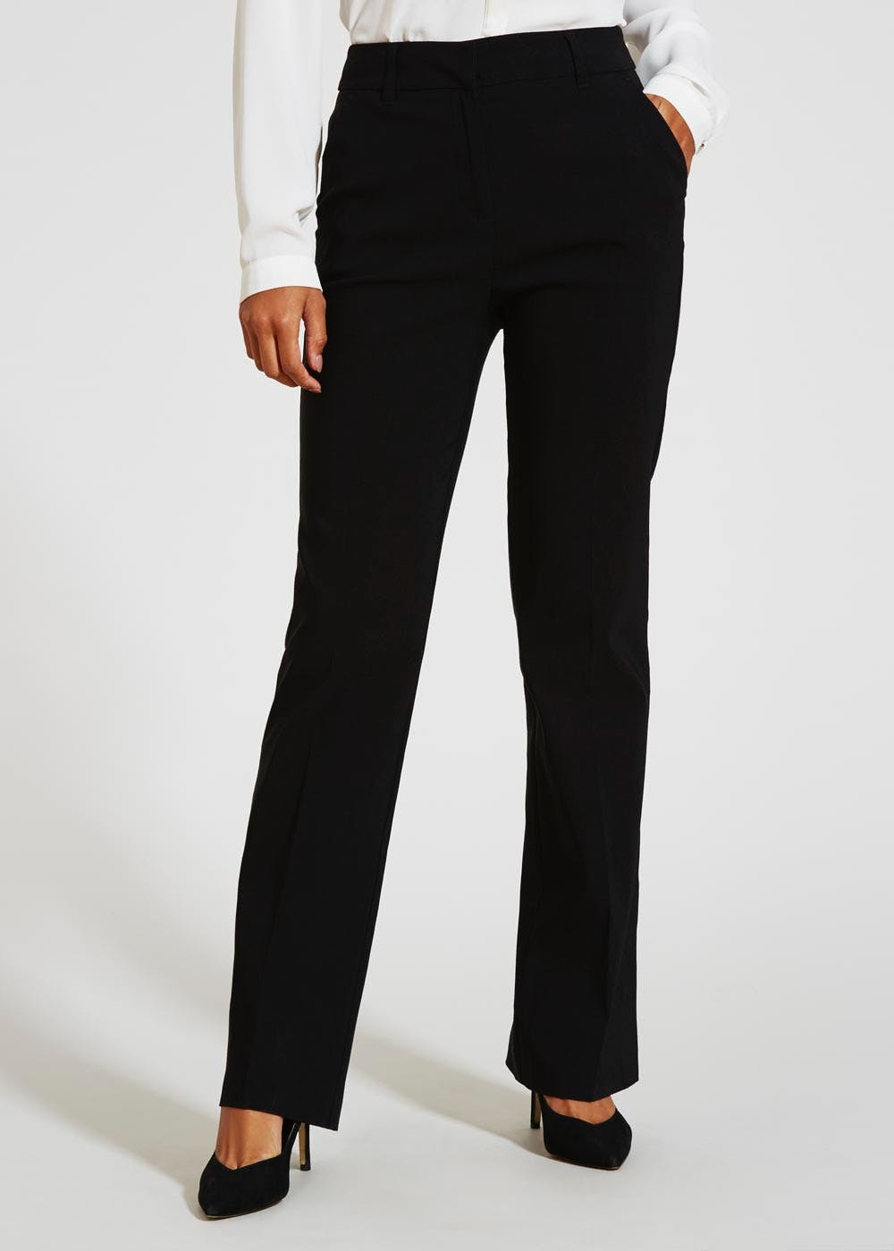 Black Women's Bootcut Pants | DillardsBuy Online Return Instore· Find A Store Near You· New Arrivals Daily· Style Since Types: Dresses, Handbags, Sunglasses, Tops, and More.