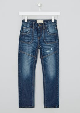 Boys Worker Fit Jeans (3-13yrs)