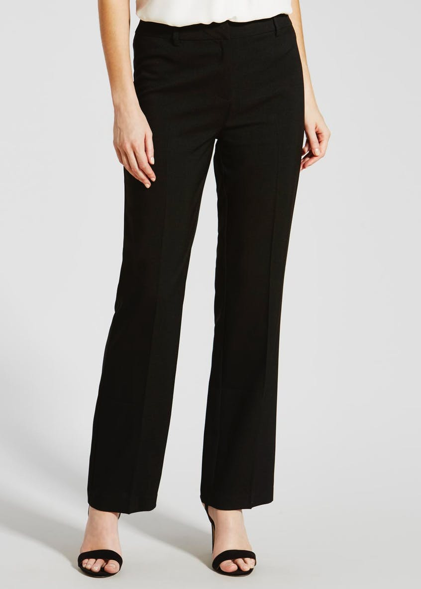 Straight Leg Trousers (27 Inch Leg)