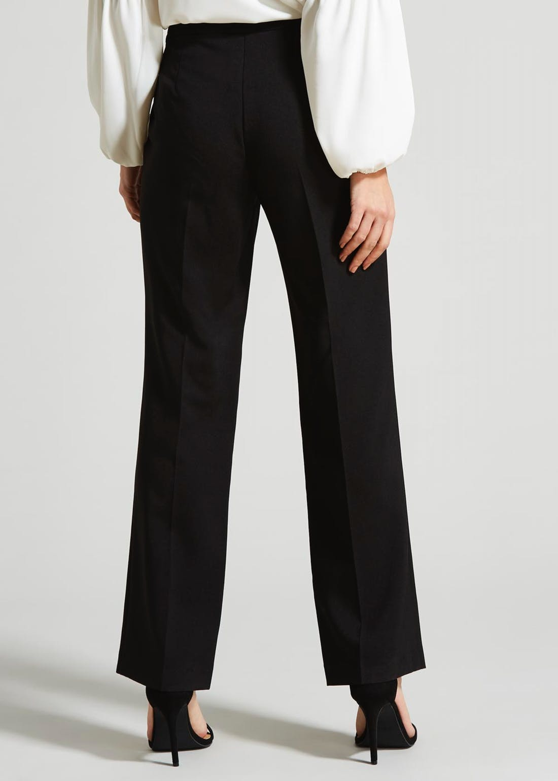 Straight Leg Trousers (Regular)