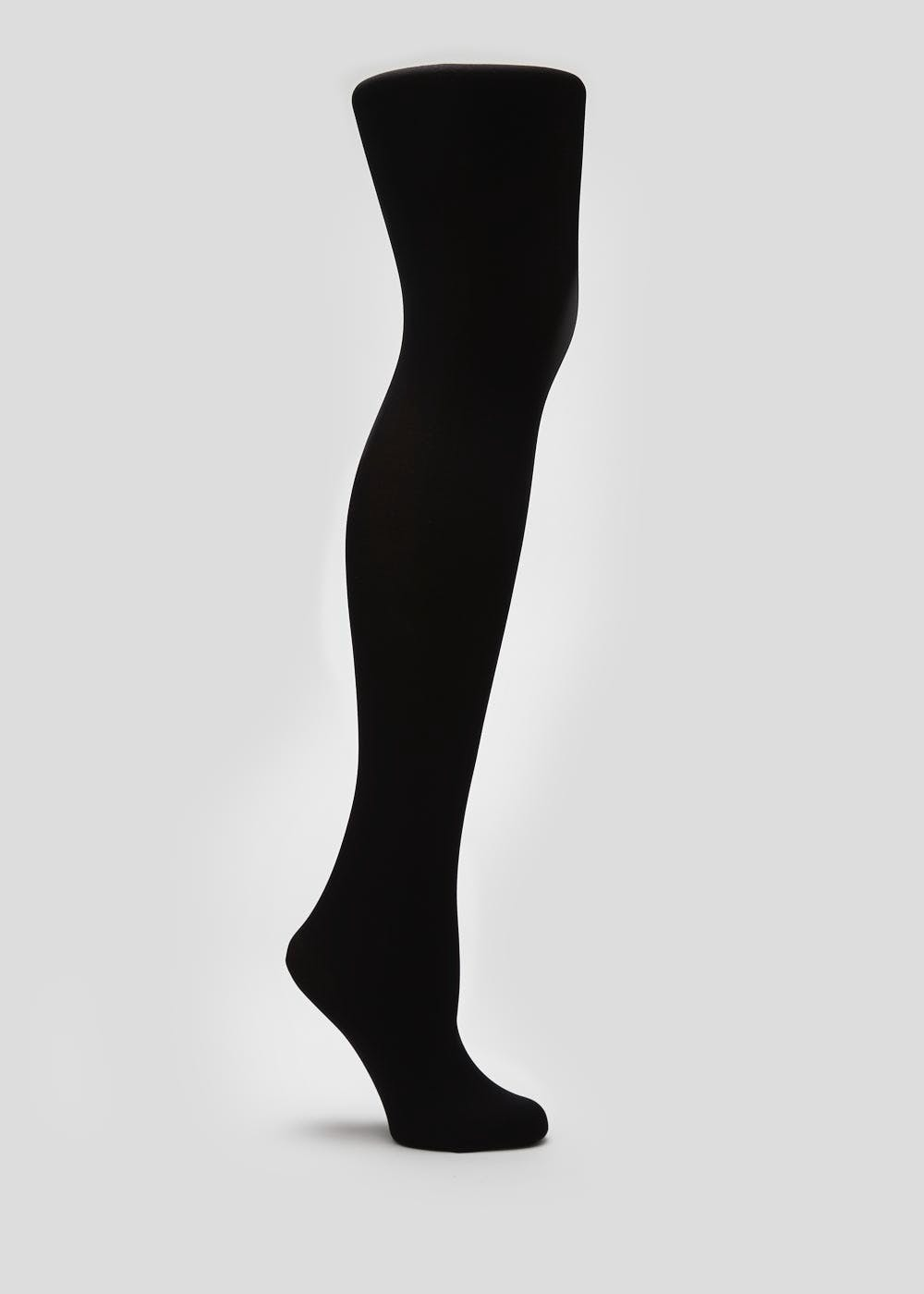 51f80b5e8ef 3 Pack 80 Denier Tights – Black – Matalan