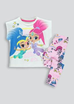 Kids Shimmer and Shine Pyjama Set (18mths-6yrs)