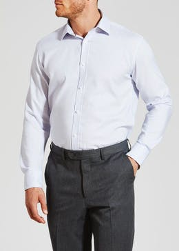 Easy to Iron Cotton Regular Fit Check Shirt
