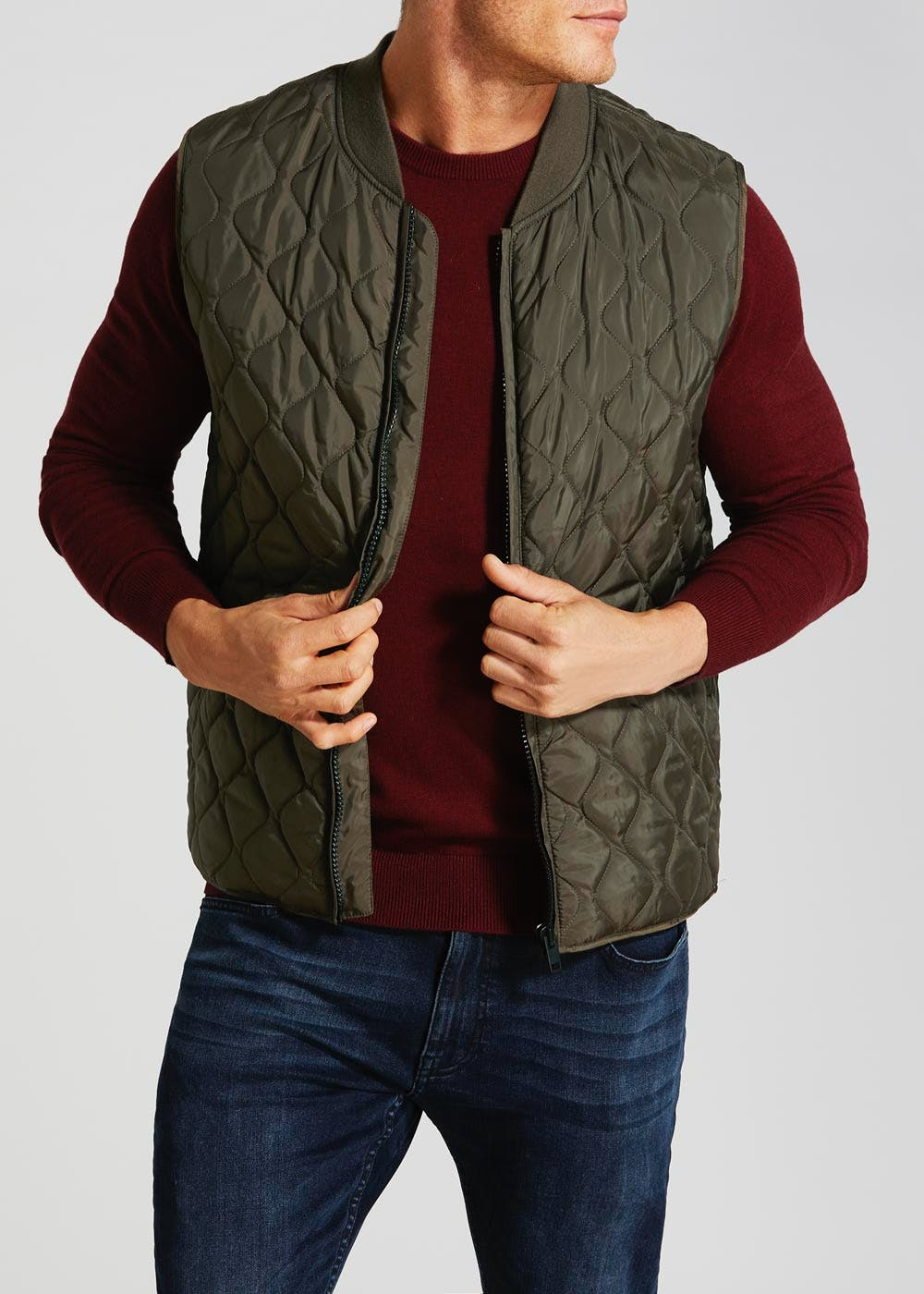 Quilted Gilet – Matalan : quilted gilet - Adamdwight.com