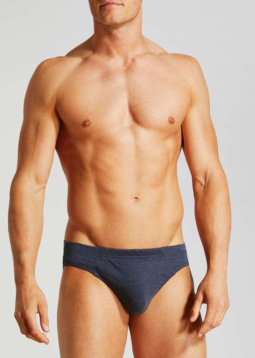 4 Pack Slip Briefs