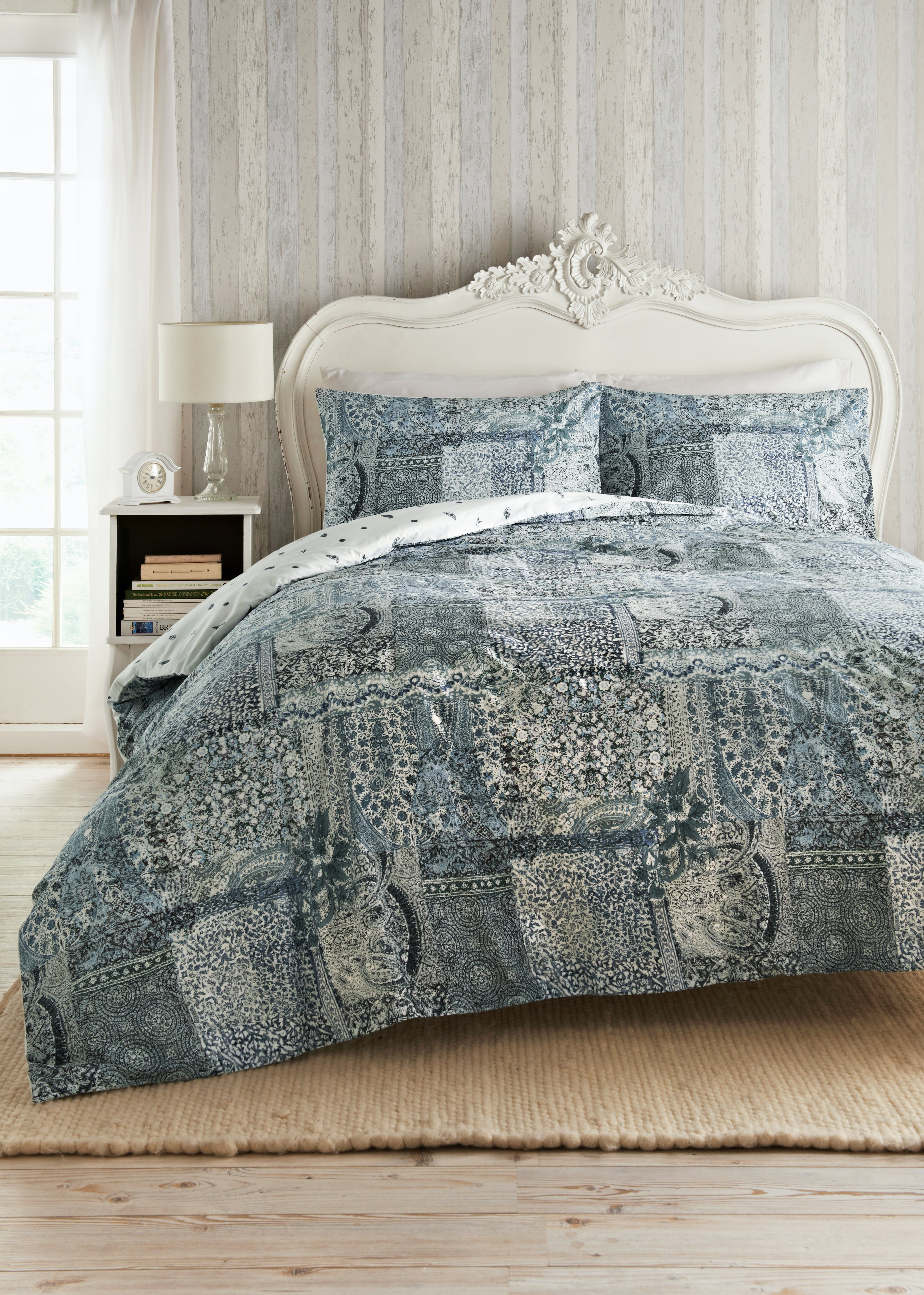 duvet ditsy patchwork iliv from furnishings bedding cover soft covers decoupage floral