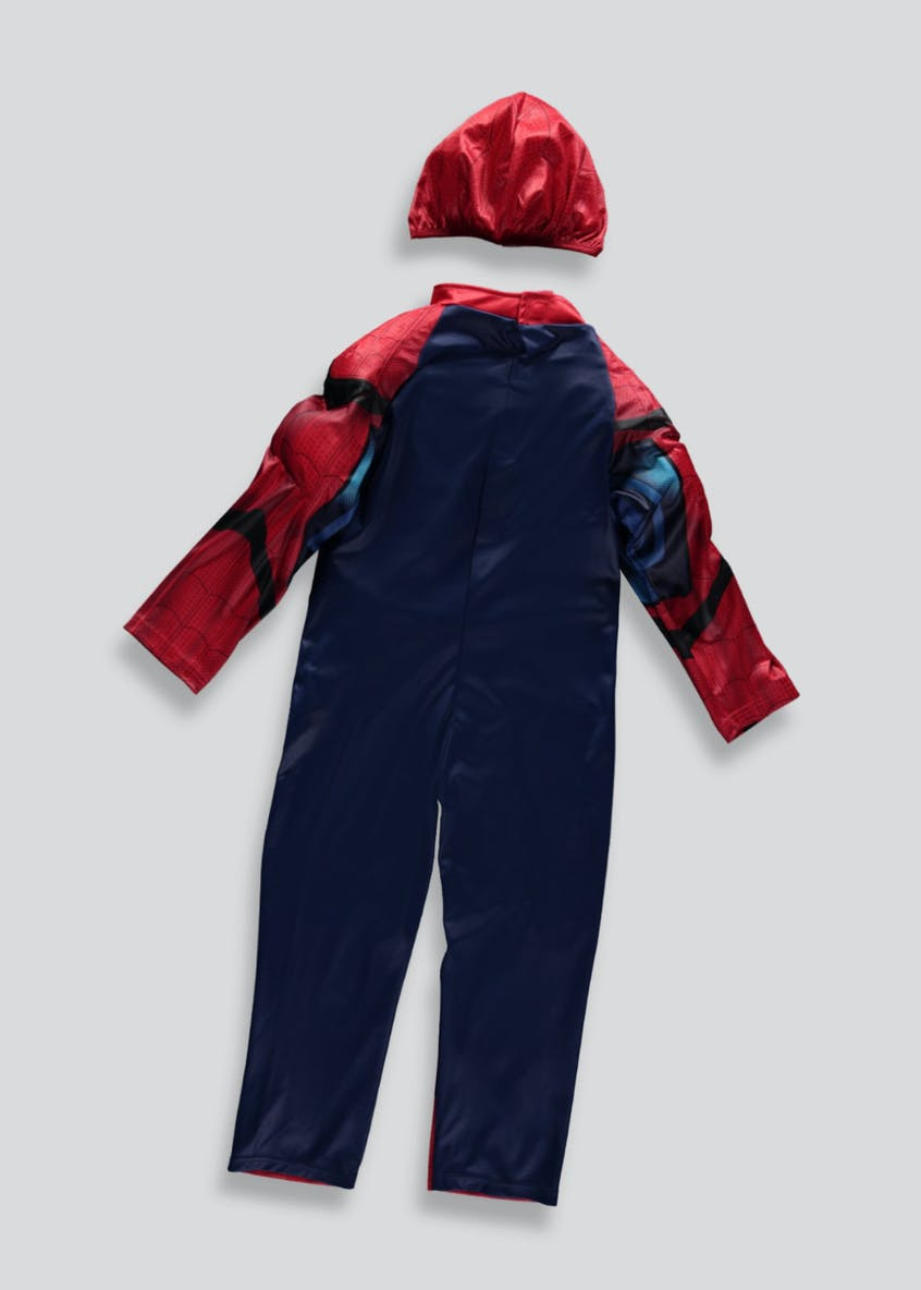 Kids Spider-Man Dress Up Costume (3-9yrs)