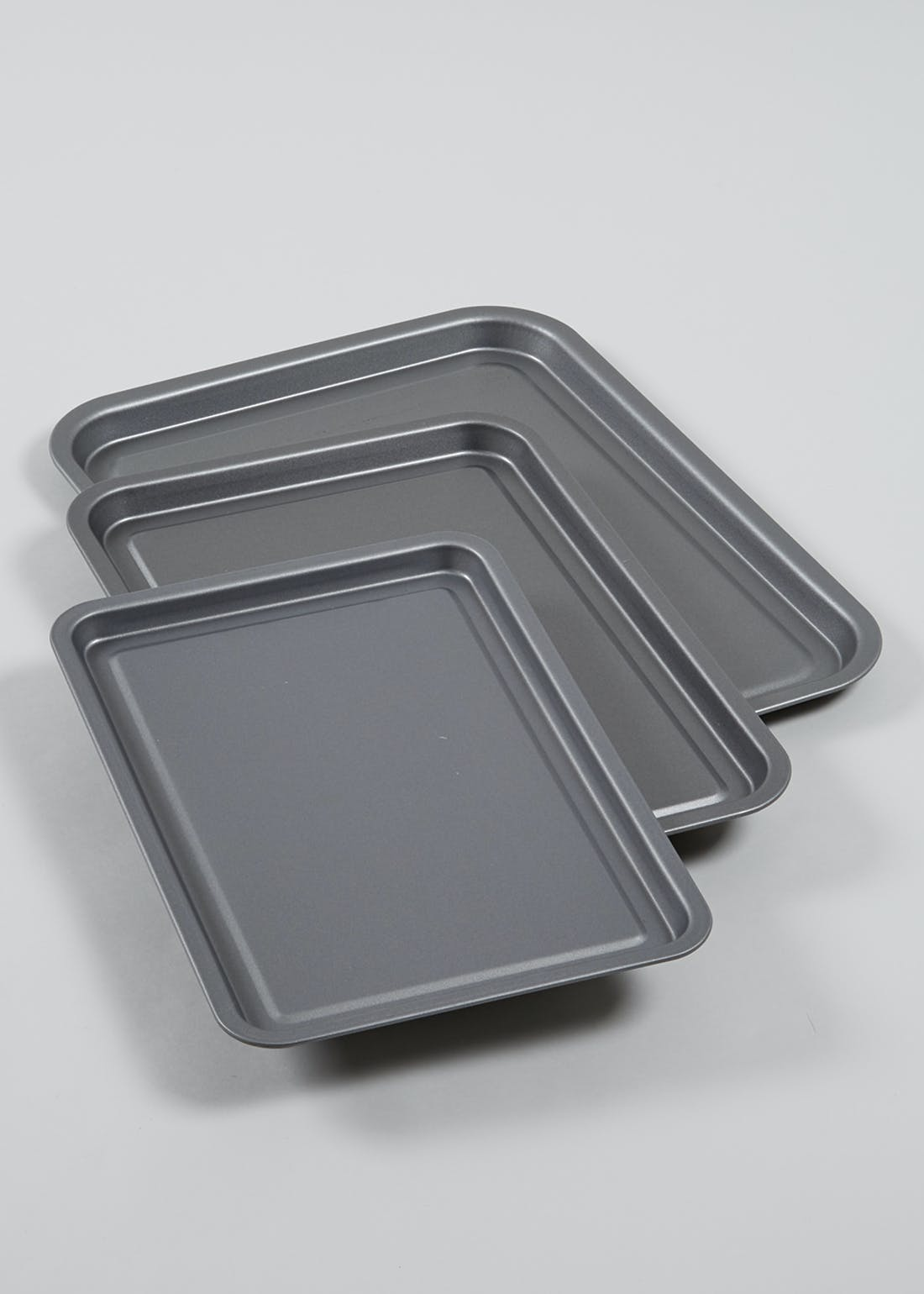 3 Pack Baking Trays