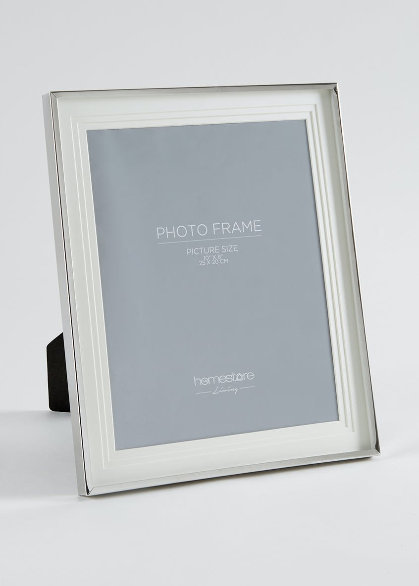 Stainless Steel Photo Frame (31cm x 26cm)