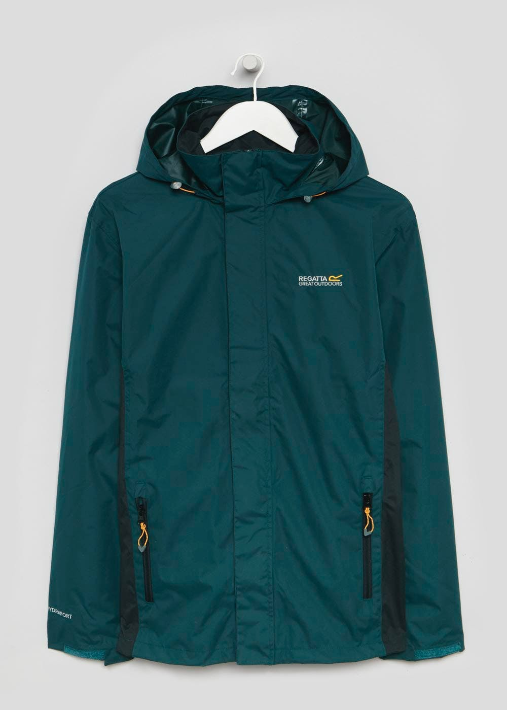 Regatta Waterproof Jacket – Green – Matalan