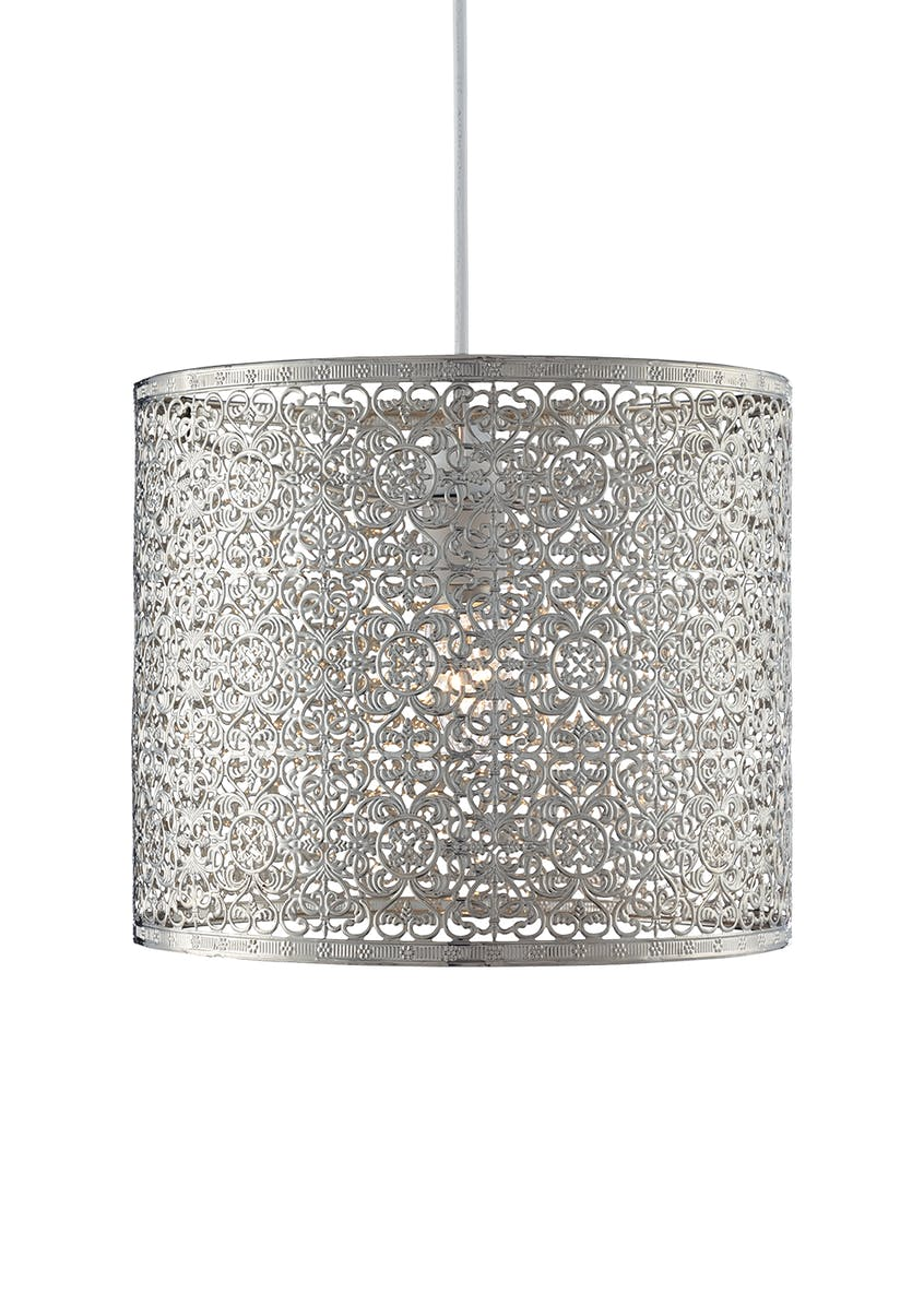 Cassablanca Easy Fit Lamp Shade (H22cm x W26cm)