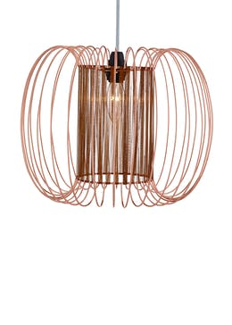 Nest Copper Easy Fit Shade (H26cm x W33cm)