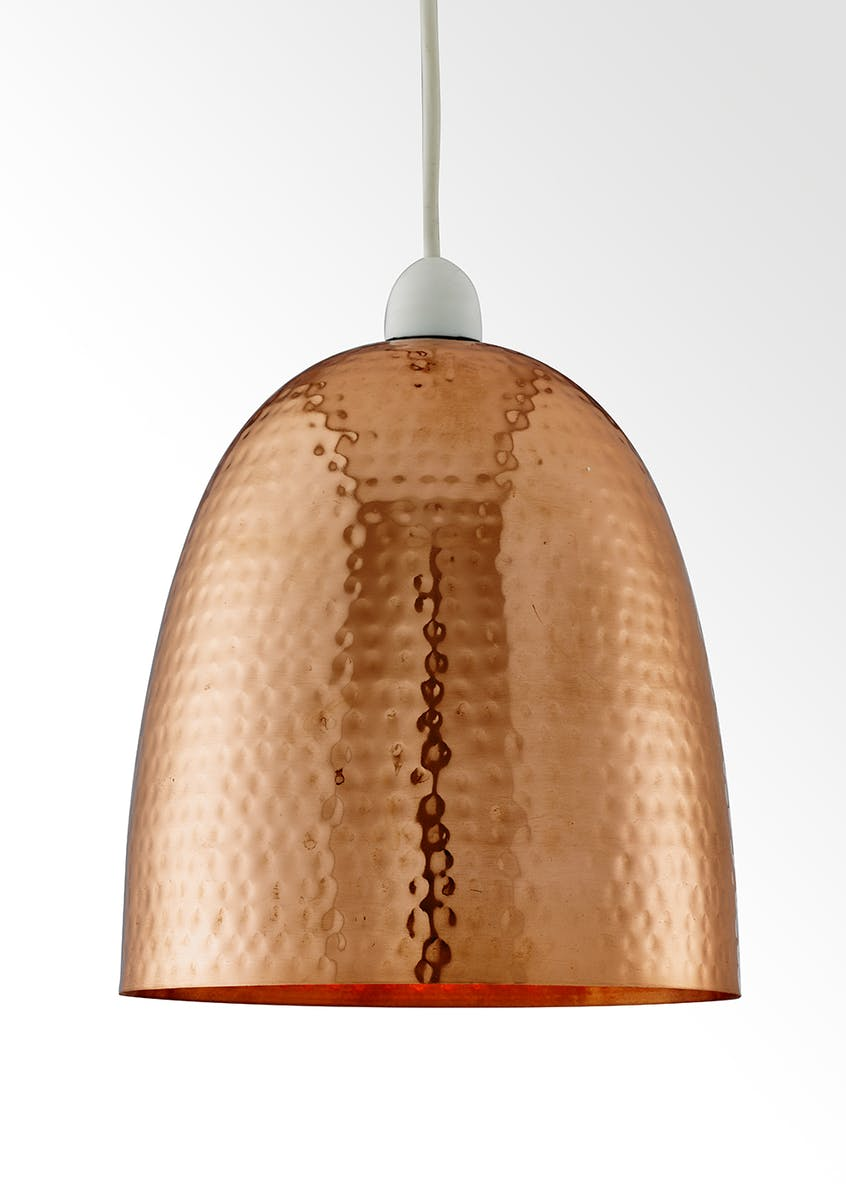 Hambledon Copper Easy Fit Lamp Shade (H22cm x W20cm)