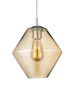 Ceiling lights led pendant hanging chandeliers matalan flex glass pendant light h108cm 29cm x w24cm aloadofball Gallery